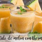Melon shake with Thermomix