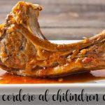 lamb chops with chilindron with thermomix