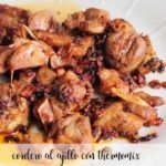 Lamb with garlic with Thermomix
