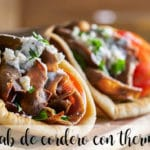 Lamb kebab with thermomix