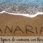 10 typical Canarian dishes with Thermomix