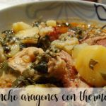 Rancho aragones with thermomix