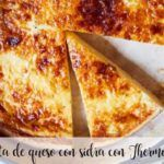 Cheesecake with cider with Thermomix