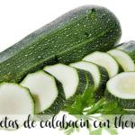 25 recipes with zucchini with thermomix