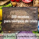 300 recipes for times of crisis with thermomix