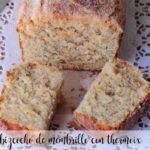 Quince cake with Thermomix