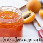 Apricot Jam with Thermomix