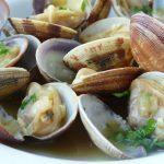 Clams a la marinera with thermomix