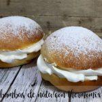Bambas de cream with thermomix