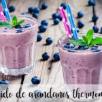 Blueberry Smoothie with Thermomix