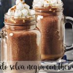 Black forest smoothie with thermomix