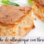 Apricot cake with Thermomix