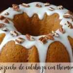 Pumpkin cakes with thermomix