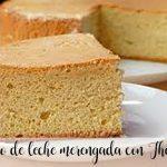 Meringue milk cake with Thermomix