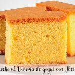 Varoma yogurt cake with Thermomix
