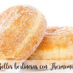 Berlin buns with Thermomix