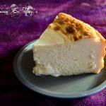 Cebreiro cheese cake with thermomix