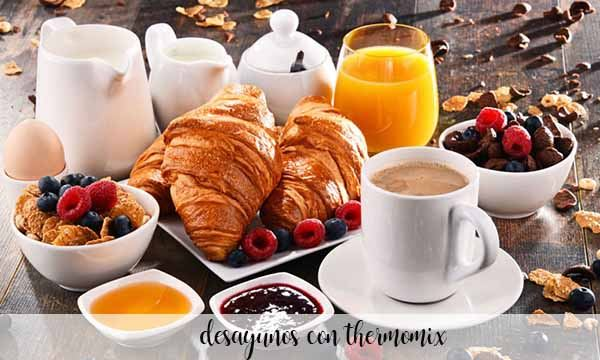 100 breakfasts with thermomix