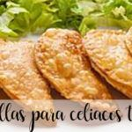 Dumplings for coeliacs with Thermomix