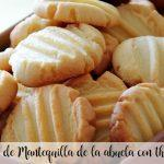 Grandma's butter cookies with thermomix