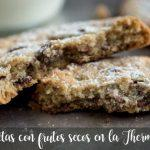 Cookies with nuts in the Thermomix