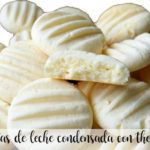 Condensed milk cookies with Thermomix