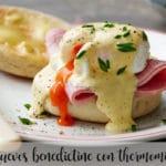 Eggs benedictine with thermomix