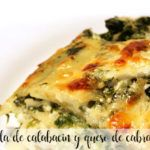 With the recipe that we will show below, you can include in your menu one of the healthiest and most nutritious dishes, suitable for those who do not eat meat.  We are talking about Lasagna gratin with zucchini and goat cheese with thermomix, a very rich proposal for dinner.