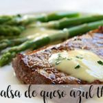 Blue cheese loin with Thermomix