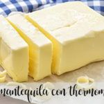 Butter with the Thermomix