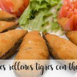 Stuffed mussels or tigers with thermomix