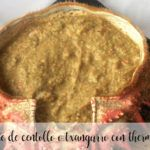 Pate of spider crab or crab with thermomix