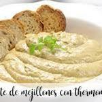 Mussels Pate with Thermomix