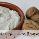 Cheese and walnut pate with thermomix