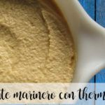Pate Marinero with Thermomix