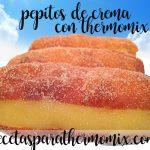 cream pepitos with thermomix
