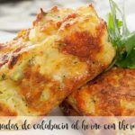 Baked zucchini slices with thermomix