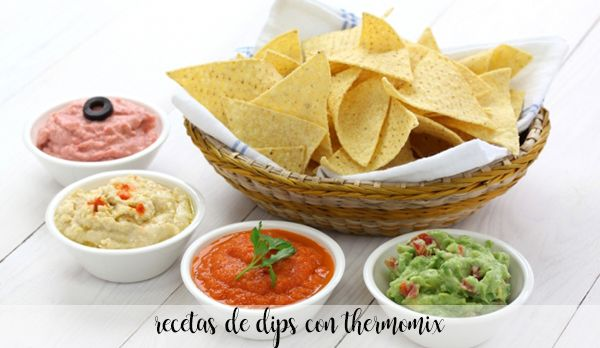 25 DIPS with Thermomix