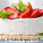 cheesecake recipes for thermomix
