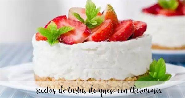 50 cheesecake recipes for thermomix