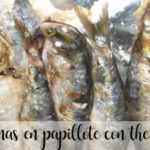 Sardines in papillote Thermomix