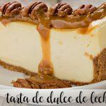 Dulce de leche cake with thermomix