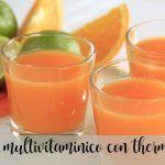 Multivitamin Juice with Thermomix