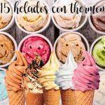 ice cream with thermomix