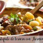 beef stew with Thermomix