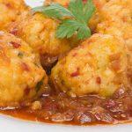 Cod meatballs with thermomix