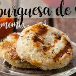 Cuttlefish burger with thermomix
