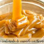 Caramel condensed milk with Thermomix