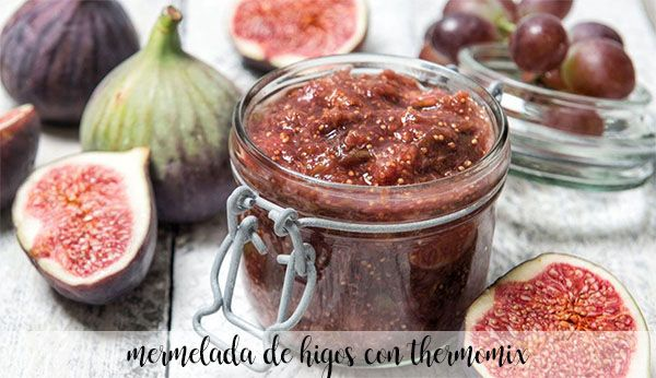Fig jam Thermomix