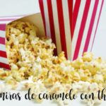 Caramel popcorn with Thermomix